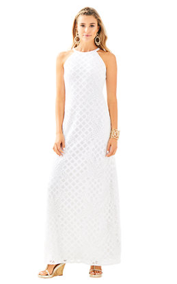 Pearl Maxi Dress