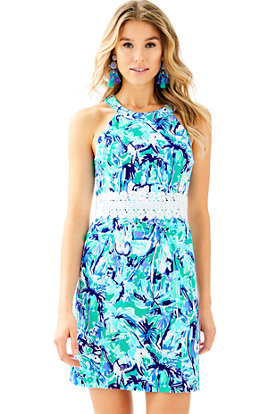 Ashlyn Shift Dress