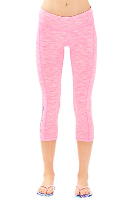 "UPF 50+ Luxletic 21"" Weekender Crop Pant with Pocket"