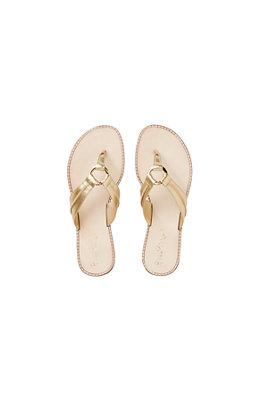 McKim Leather Sandal