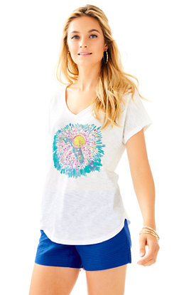 Lilly Loves Florida Colie Top