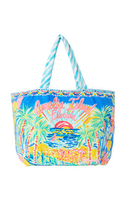 Destination Beach Tote - Amelia Island