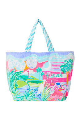 Destination Beach Tote - Kiawah