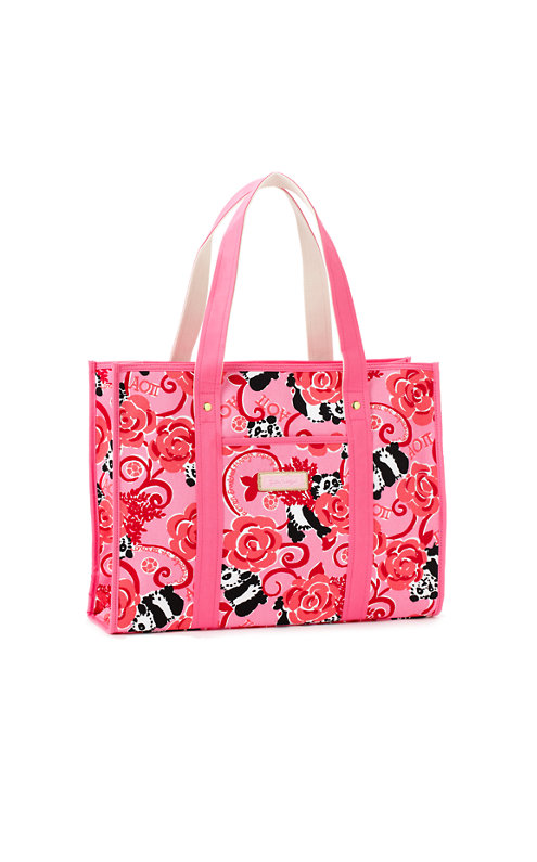 FINAL SALE - The Original Tote- Alpha Omicron Pi
