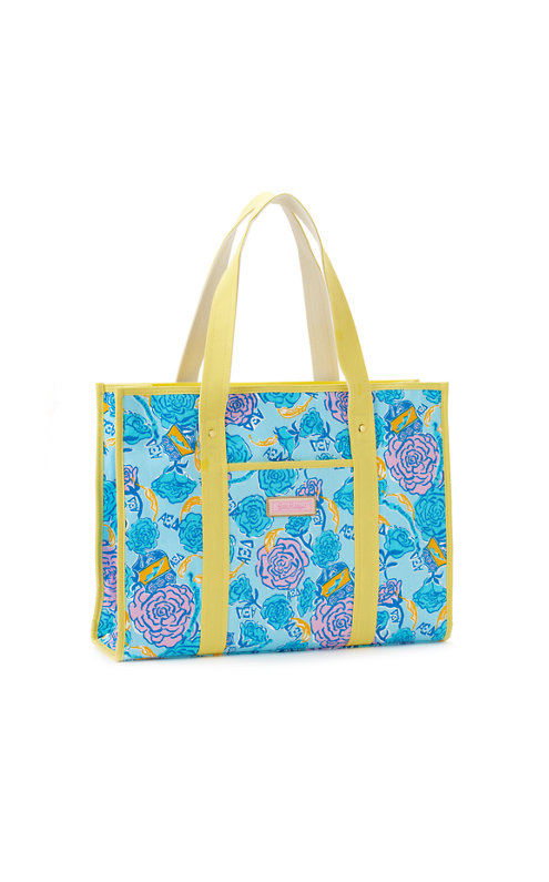 FINAL SALE - The Original Tote- Kappa Delta