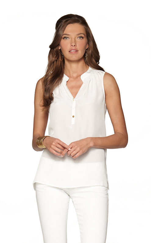 FINAL SALE - Houston Sleeveless Top