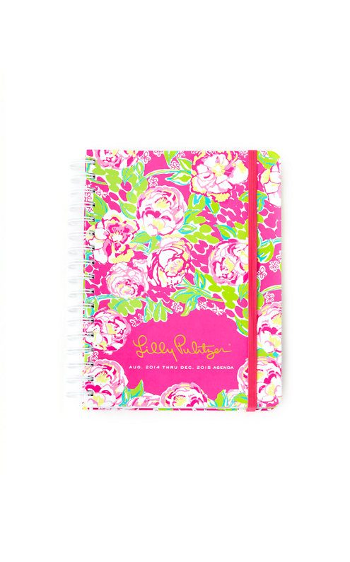 Large Agenda - Lilly Lovers