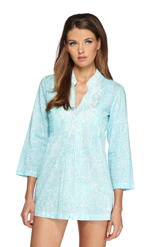 FINAL SALE - Sarasota Beaded Tunic