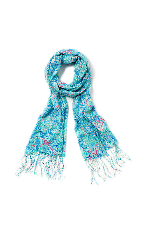 Aquarius Horoscope Murfee Scarf