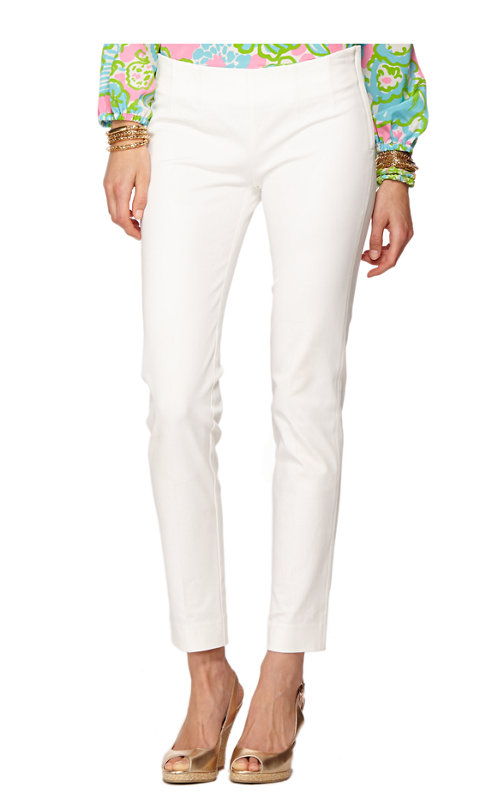 FINAL SALE - Hepburn Cigarette Pant