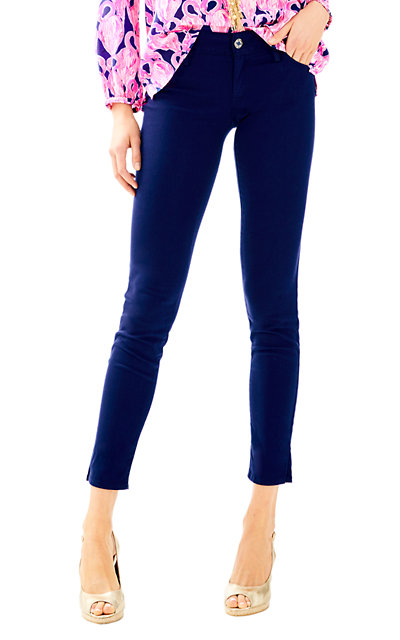 Worth Skinny Jean - Sateen