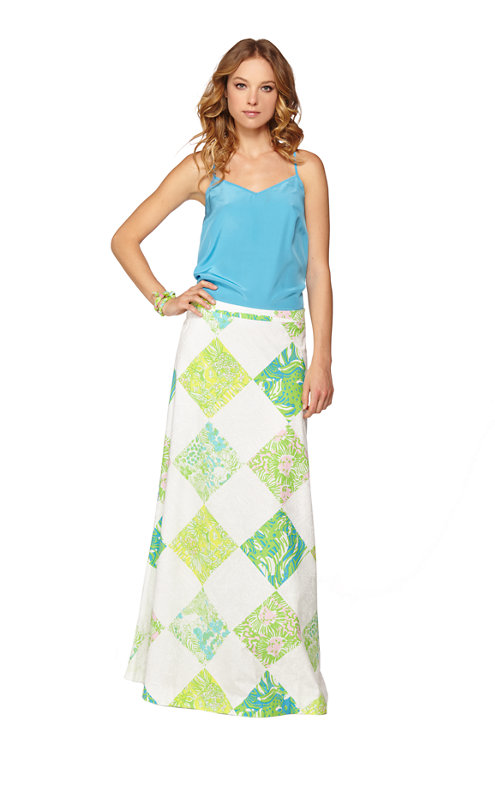 FINAL SALE - Harper Maxi Skirt