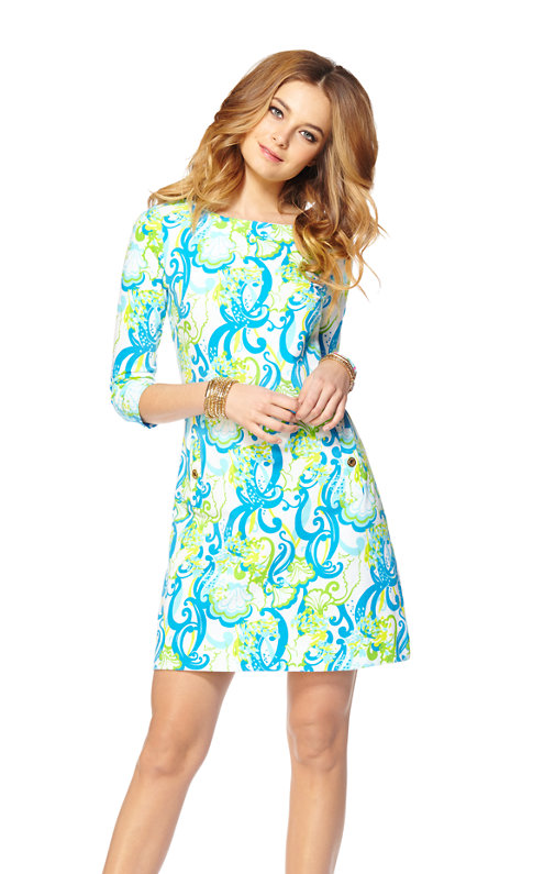 Charlene Shift Dress