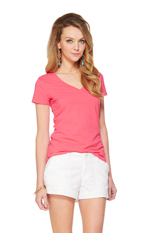Michele V-Neck Top