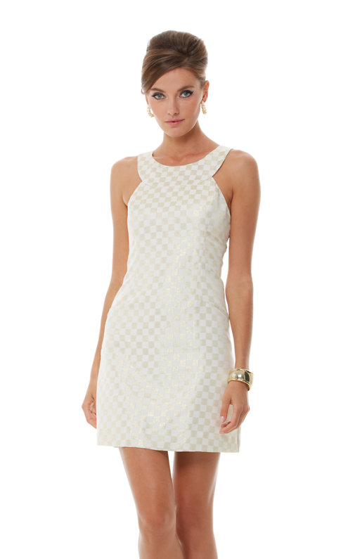 FINAL SALE - Jepson Shift Dress