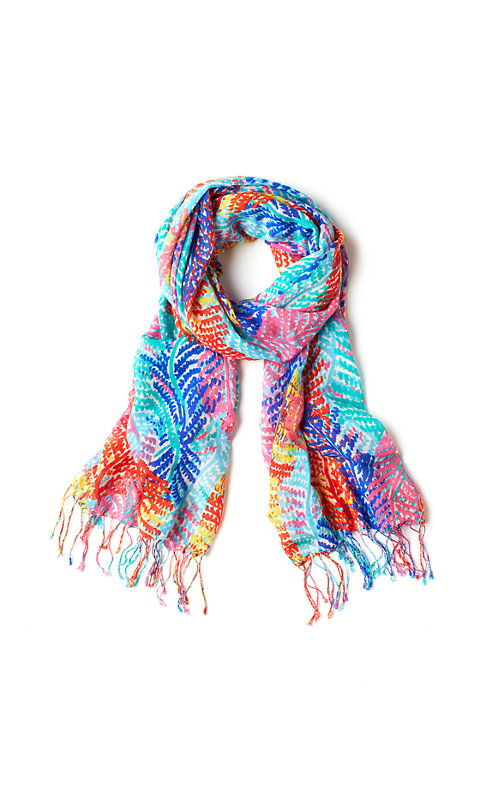 Murfee Scarf - Electric Feel