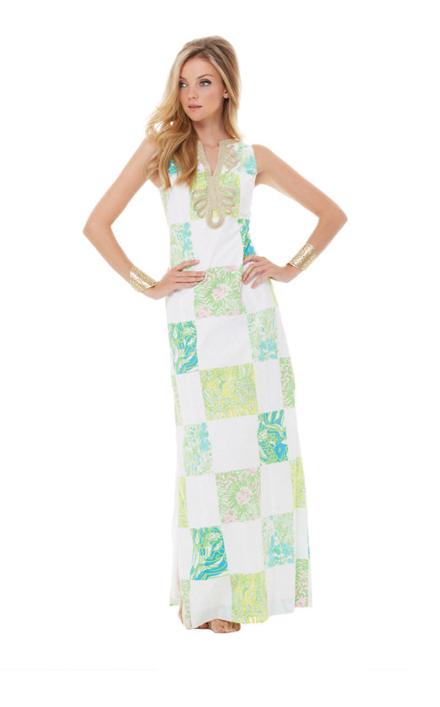 FINAL SALE - Janice Sleeveless Maxi Dress