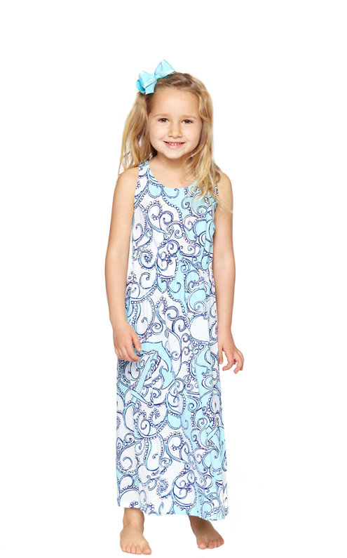 Little Mills Maxi Dress