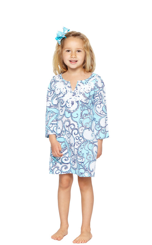 Shel Girls Tunic Dress