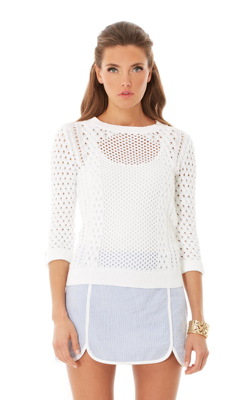Castine Summer Sweater