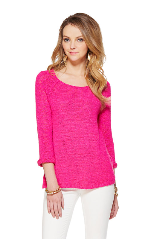 Nantucket Pullover Sweater