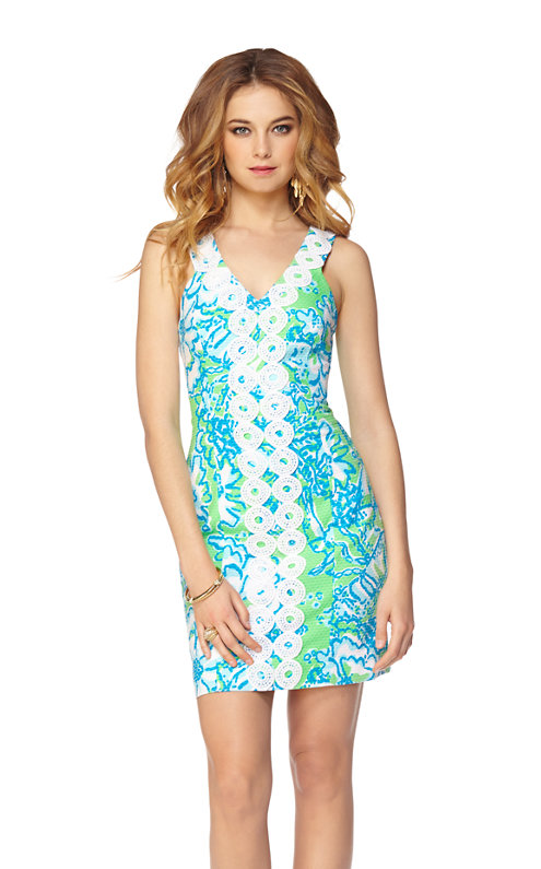 Trudy Shift Dress