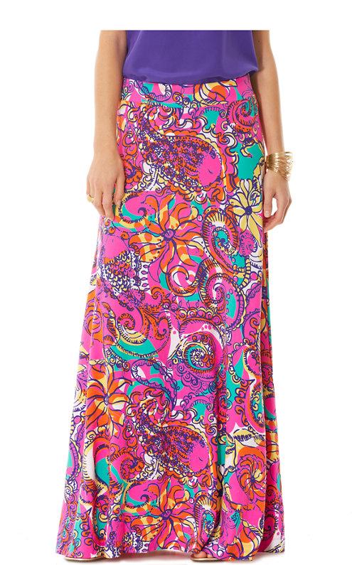Beale Maxi Skirt