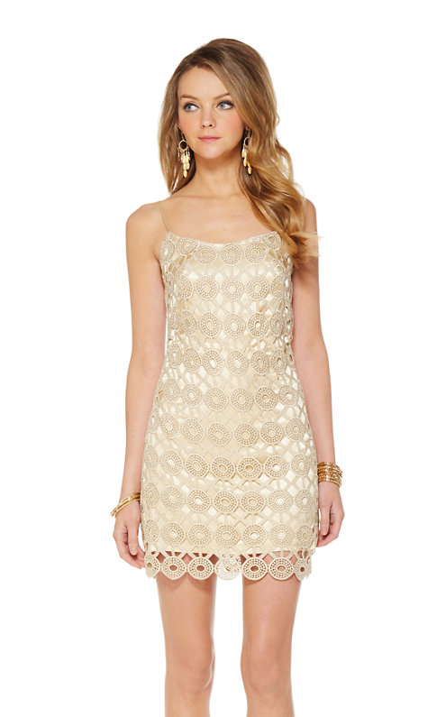 Beth Lace Slip Dress