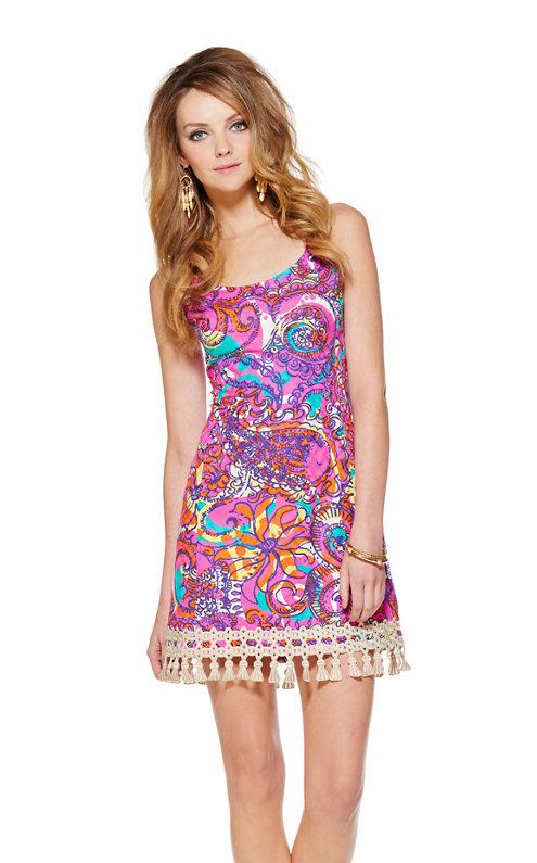 Eaton Shift Dress