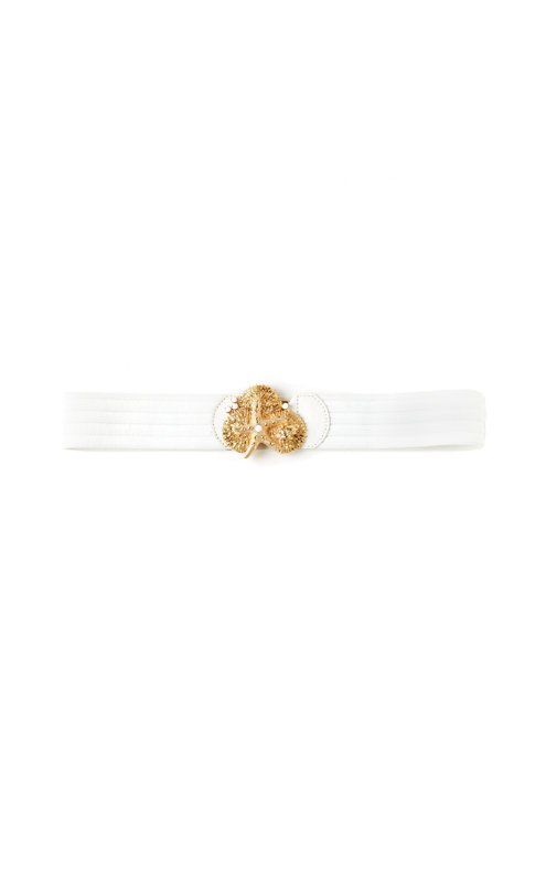 Emmett Starfish Clasp Wide Belt