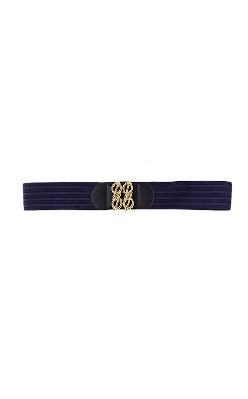 Emmett Rope Clasp Wide Belt