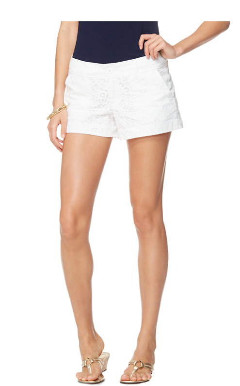 Walsh Lace Short