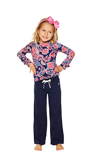 Girls Little Beach Pant