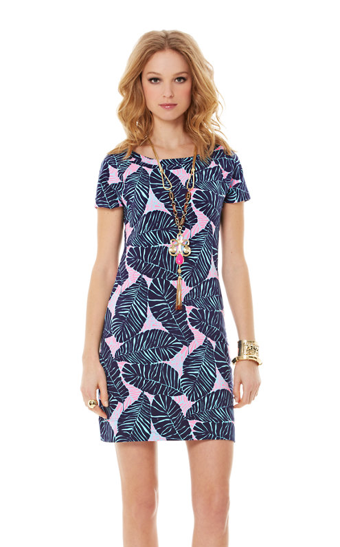 Sanibel French Terry T-Shirt Dress