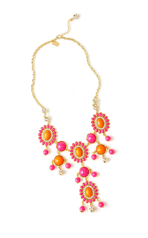 Dew Drop Bib Necklace