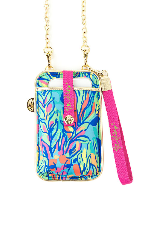 Call Or ID Crossbody Phone Case