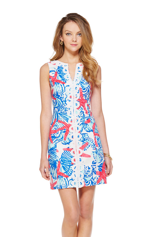 Janice Shift Dress
