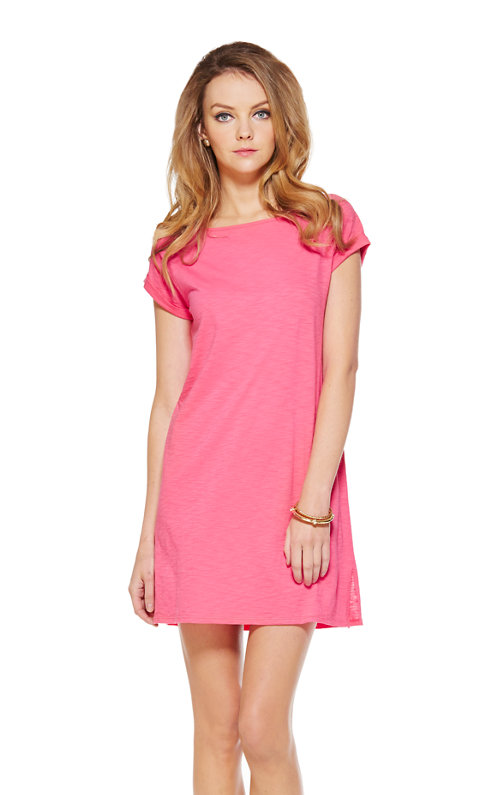Palmer Short Sleeve T-Shirt Dress