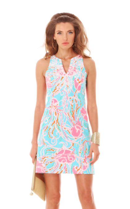 Gabby Shift Dress | 84321 | Lilly Pulitzer