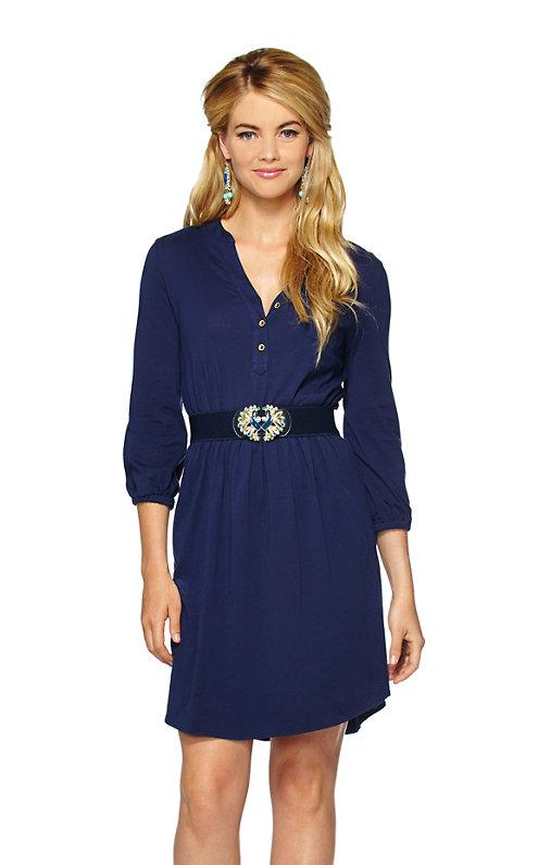 Beckett Shirt Dress