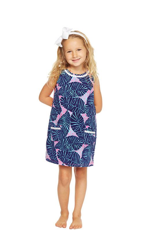 Girls Little Lilly Knit Shift Dress