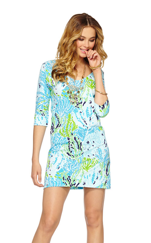 Eliza V-Neck T-Shirt Dress
