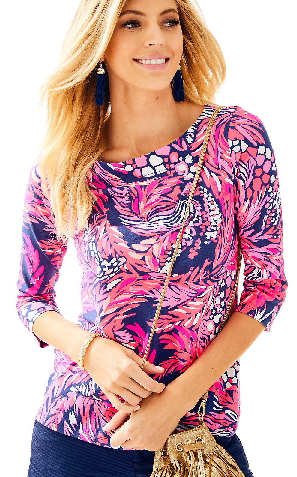 Lilly Pulitzer Waverly Top