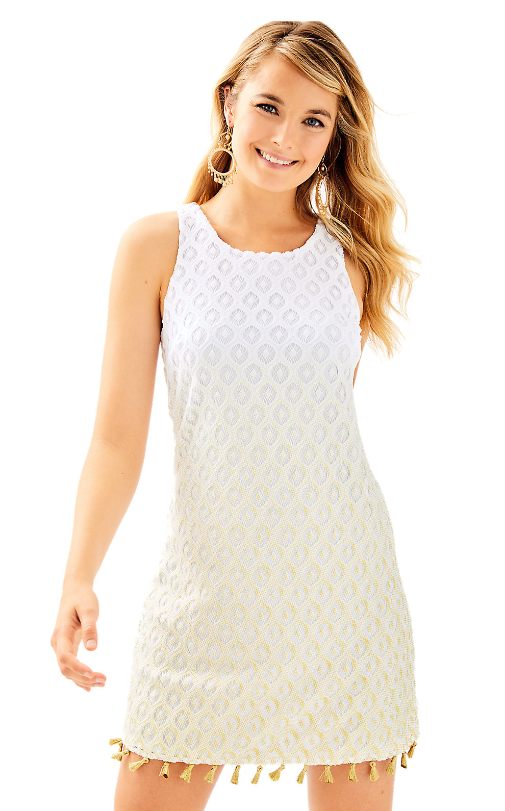 Lilly Pulitzer Lilly Pulitzer Marquette Shift Dress