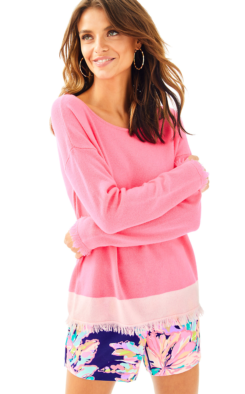 Lilly Pulitzer Fairfax Cashmere Sweater