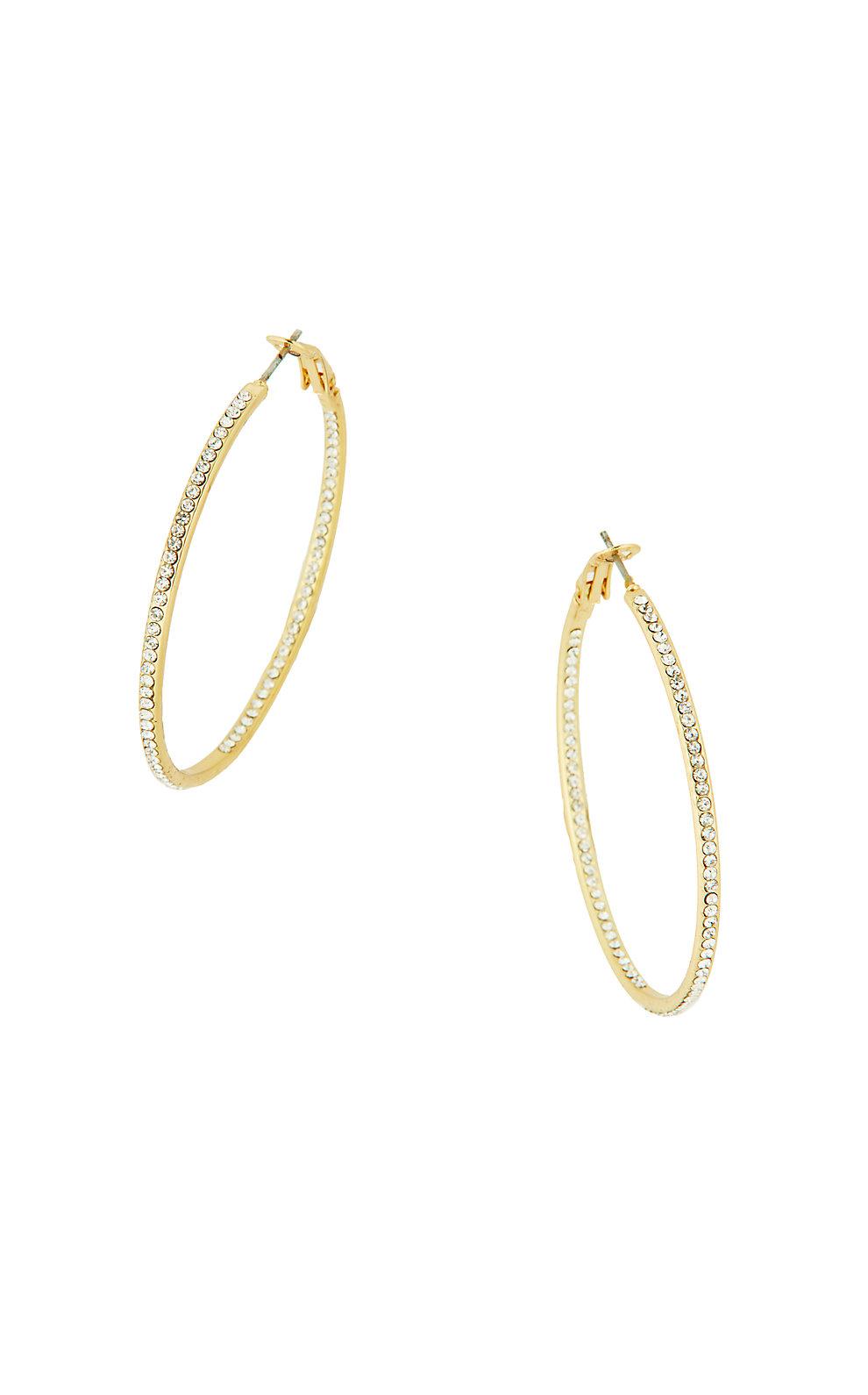 Lilly Pulitzer Stardust Hoop Earrings