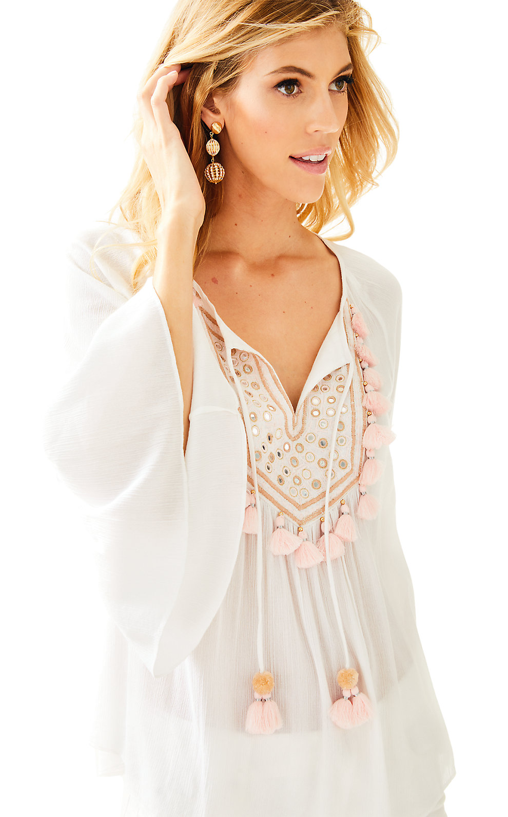 Lilly Pulitzer Shandy Top