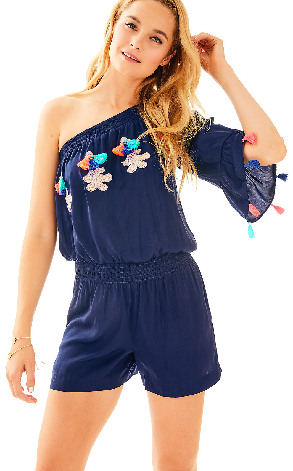 Lilly Pulitzer Amerie Romper