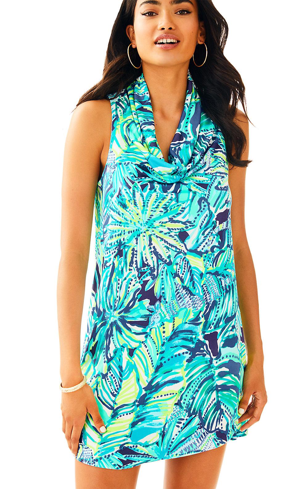 Lilly Pulitzer Lyza Silk Dress