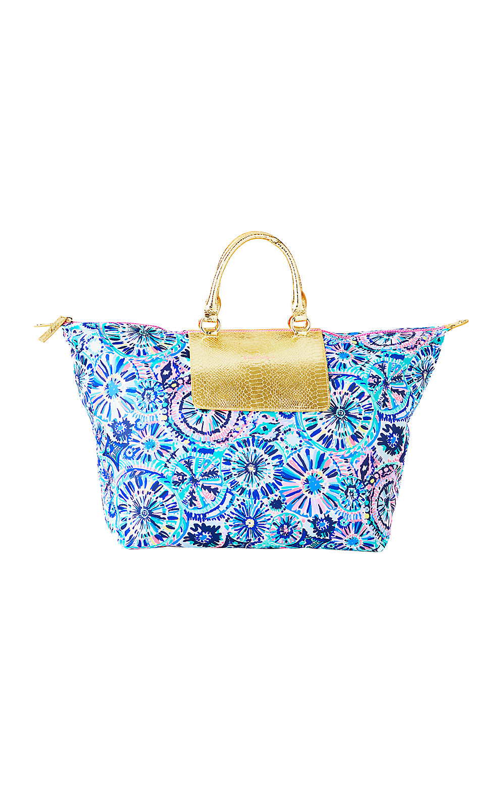 Lilly Pulitzer Packable Escape Weekender